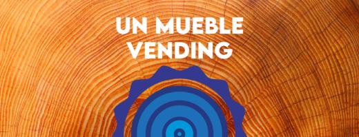 Mueble de vending a medida